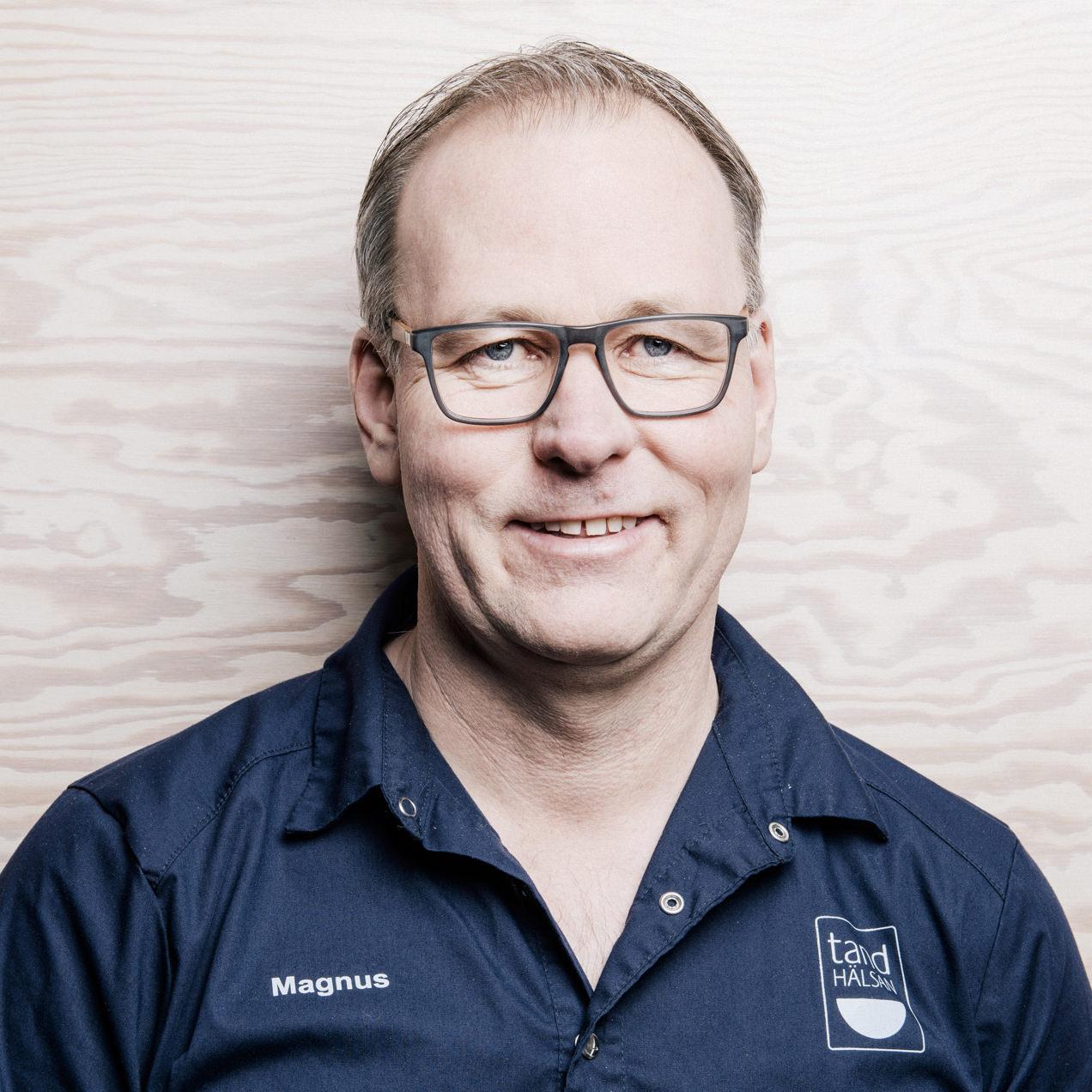 Magnus Bergström